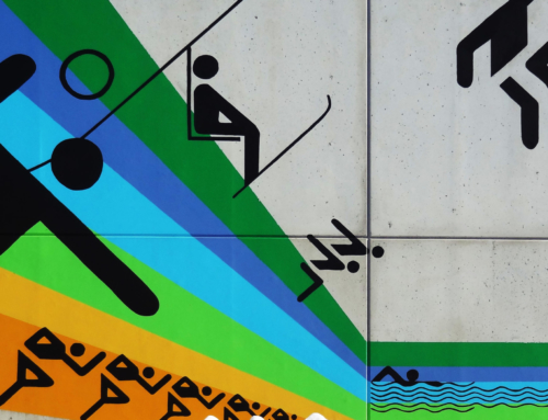 2022 feiern wir das 50jährige olympische Jubiläum