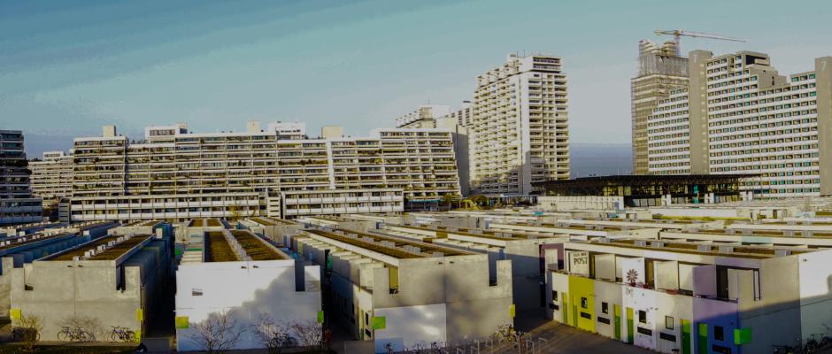 Panorama Olympiadorf
